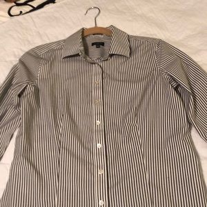 Talbots Blouse 6 petite. Like new condition